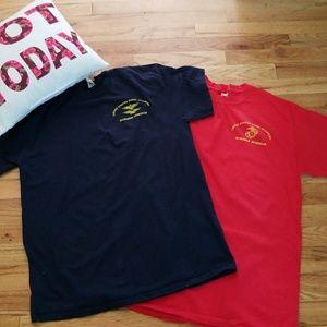 Two Tee Shirts
